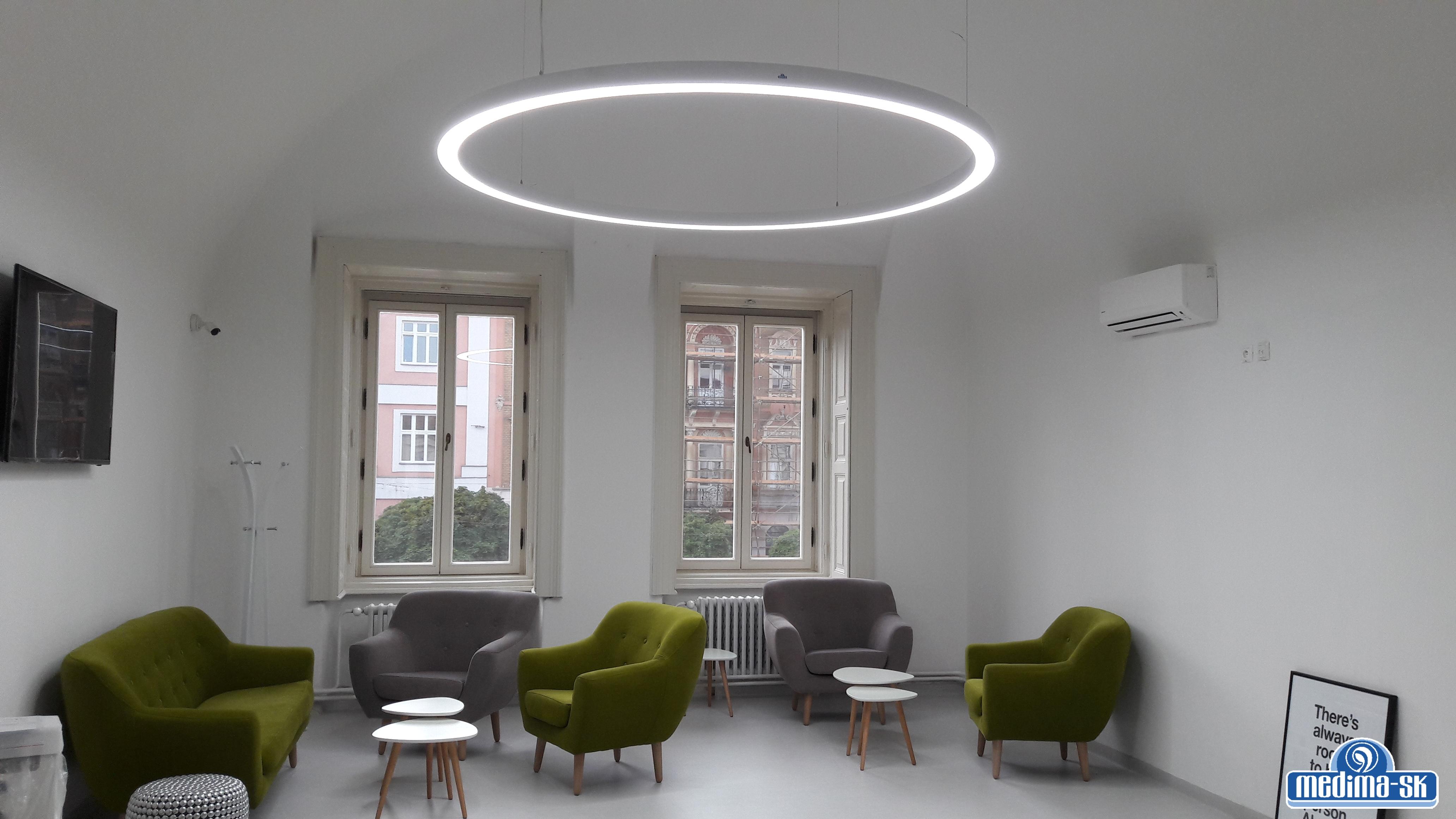 Plnospektrálne osvetlenie LED